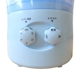 バケツ洗濯機ボタン