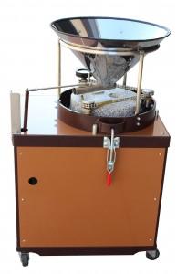 石臼コーヒー挽き器 後ろ